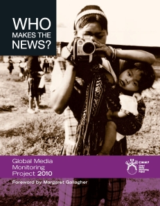 Who Makes the News? report cover